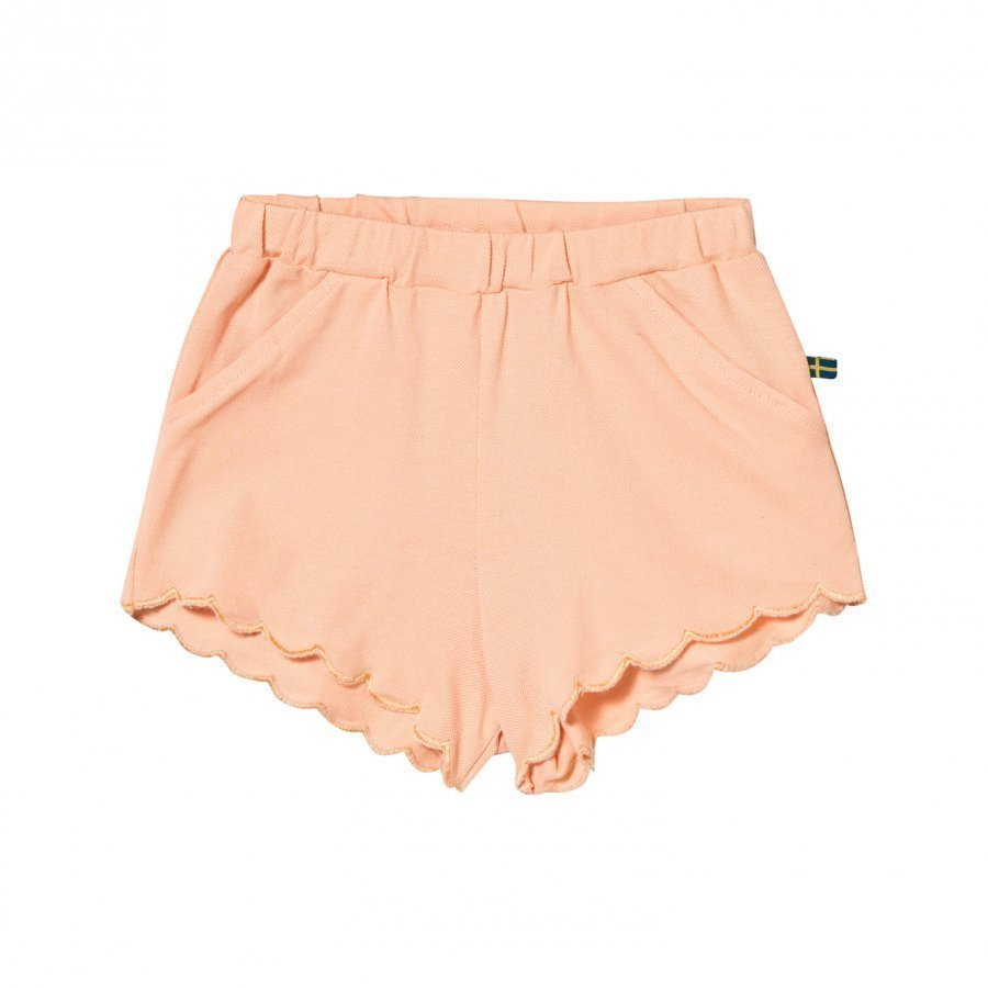 The Brand Girl Shorts Peach Juhlashortsit