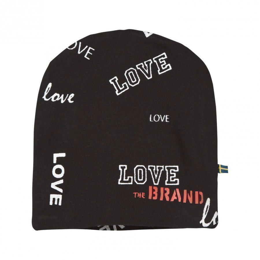 The Brand Hat Black Love Pipo