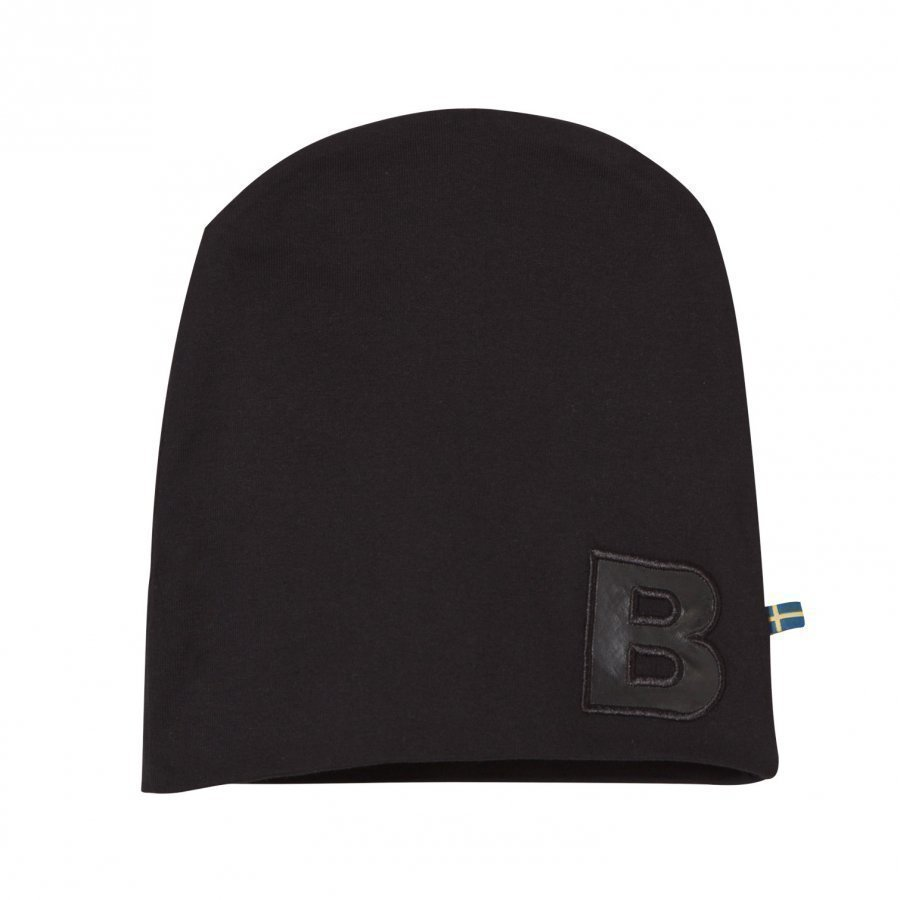 The Brand Hat Black Pipo