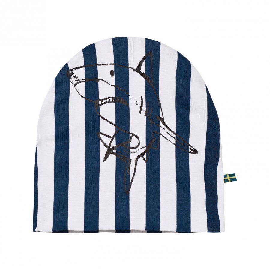 The Brand Hat Blue Stripe Pipo