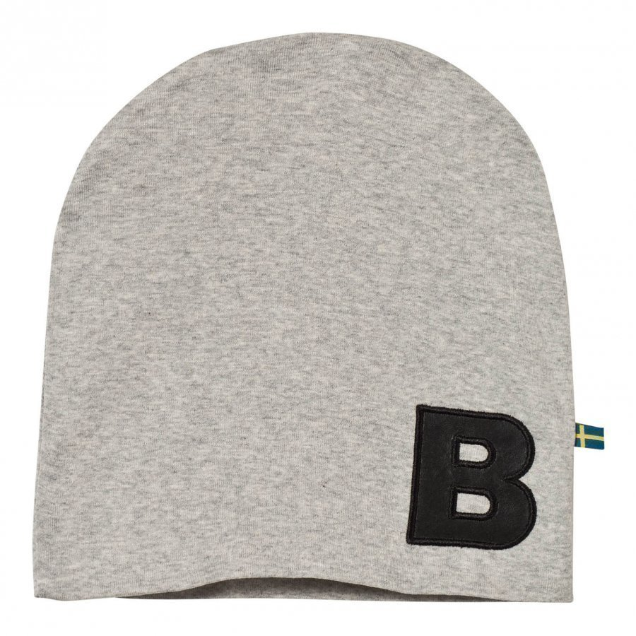 The Brand Hat Grey Melange Pipo