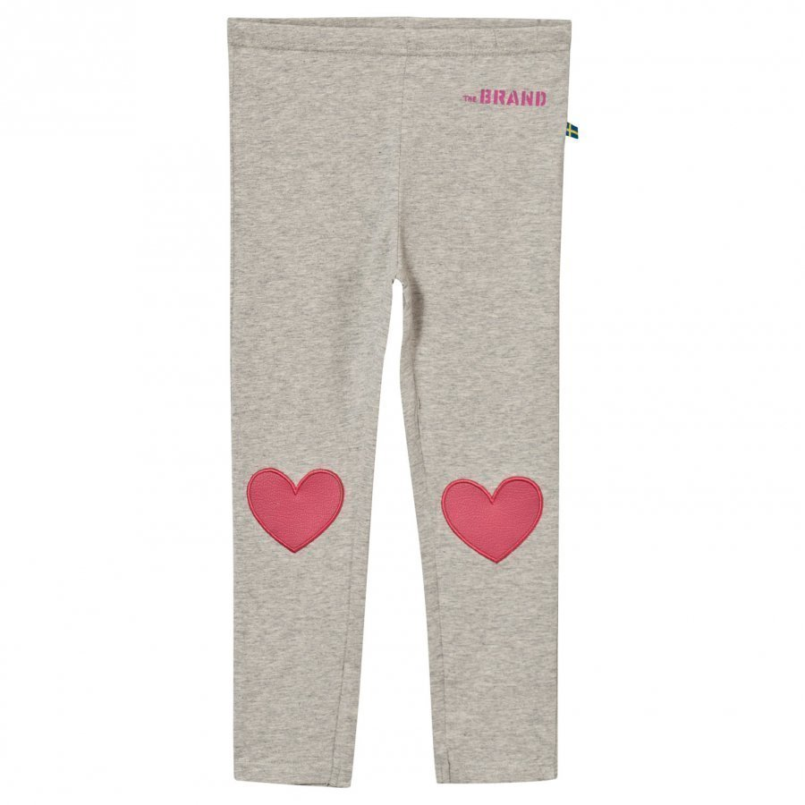 The Brand Heart Leggings Grey Legginsit