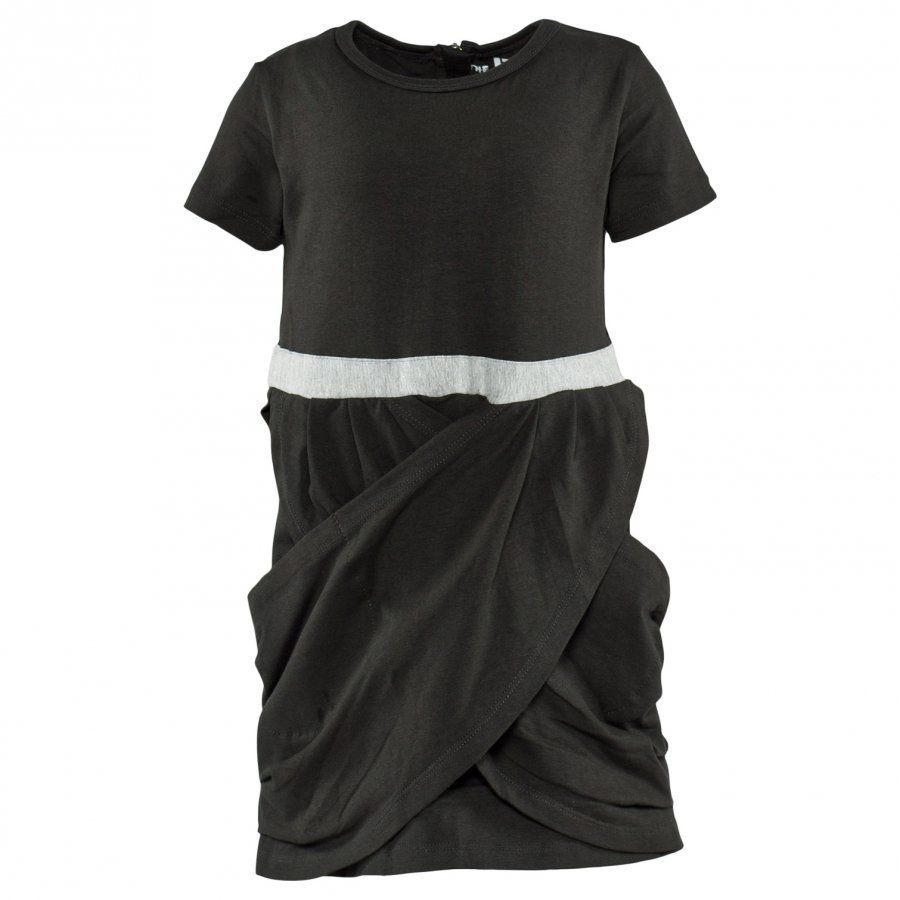 The Brand Hidden Dress Black Musta Mekko