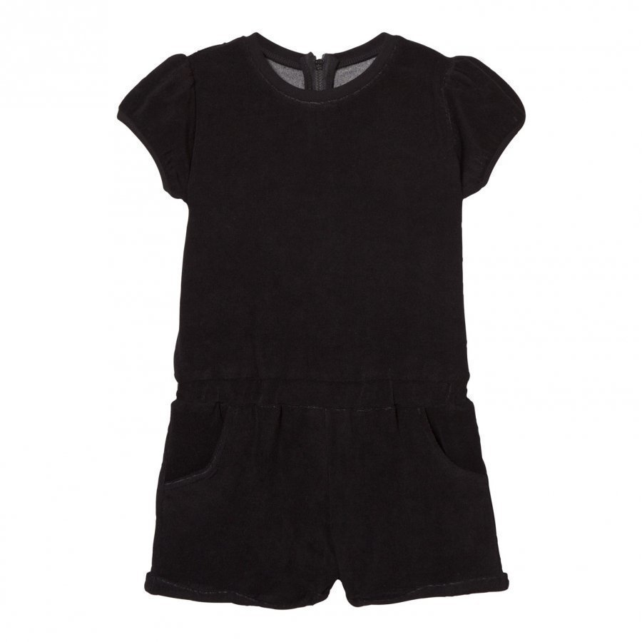 The Brand Jumpsuit Summer Black Potkupuku