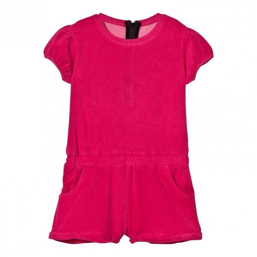 The Brand Jumpsuit Summer Pink Potkupuku