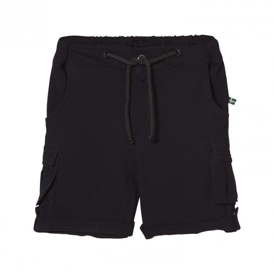 The Brand Khaki Shorts Black Juhlashortsit