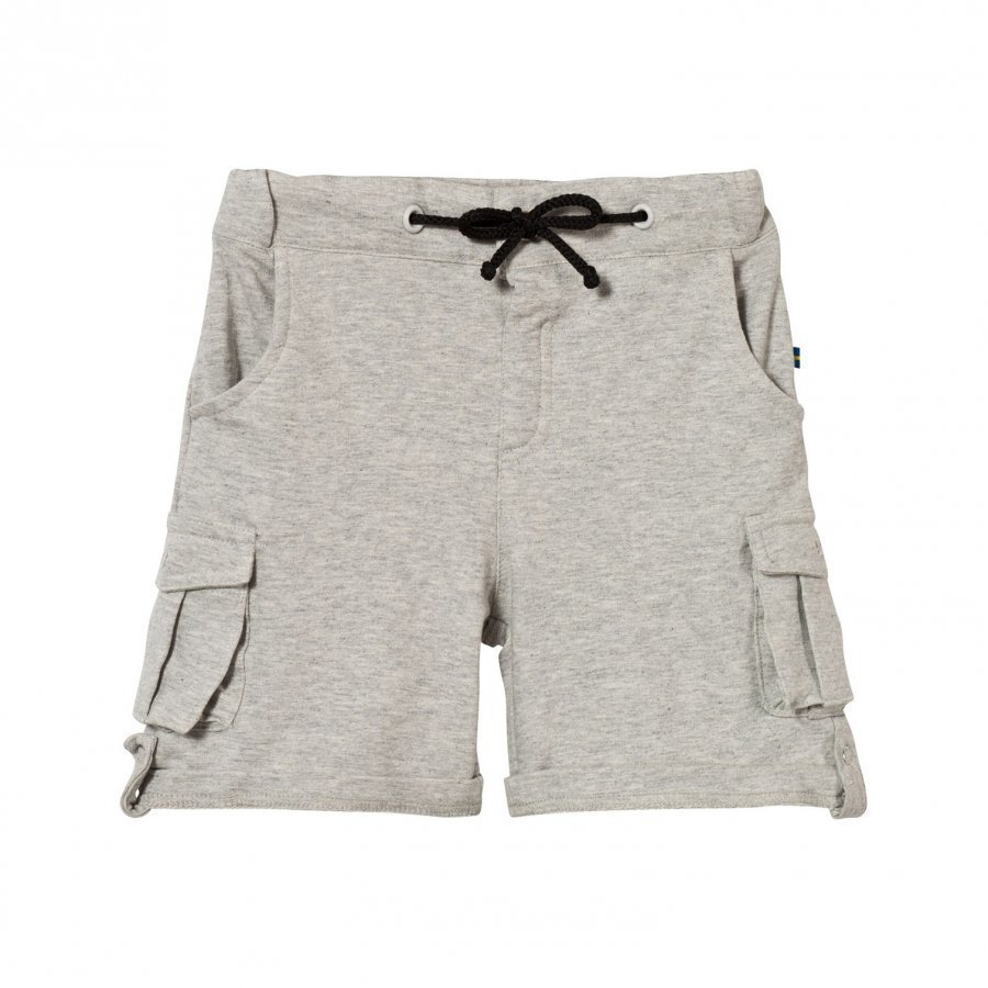 The Brand Khaki Shorts Grey Melange Juhlashortsit
