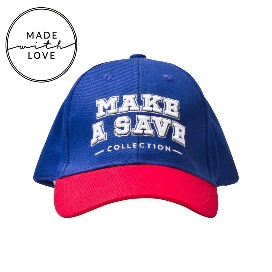 The Brand Make A Save Cap Red/Blue Lippis