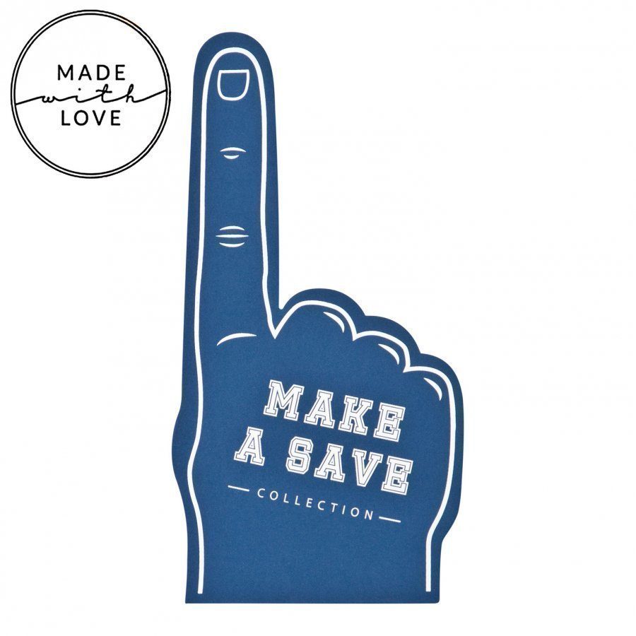 The Brand Make A Save Foam Hand Maalivahtihanskat