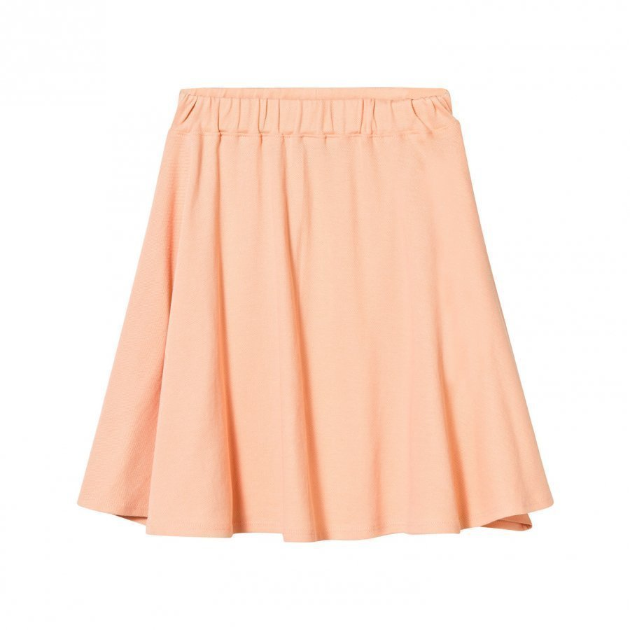 The Brand Maxi Skirt Peach Maxihame