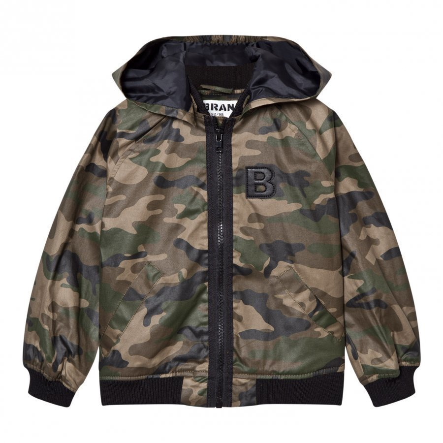 The Brand Multi Jacket Camo Tuulitakki
