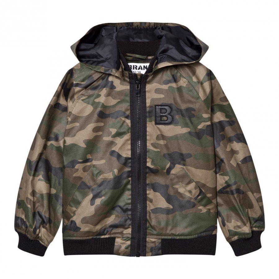The Brand Multi Jacket Camo Tuulitakki