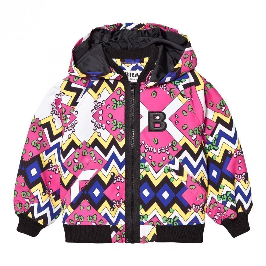 The Brand Multi Jacket Multi Color Tuulitakki
