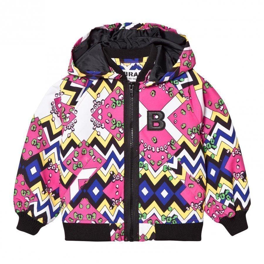 The Brand Multi Jacket Multi Color Tuulitakki