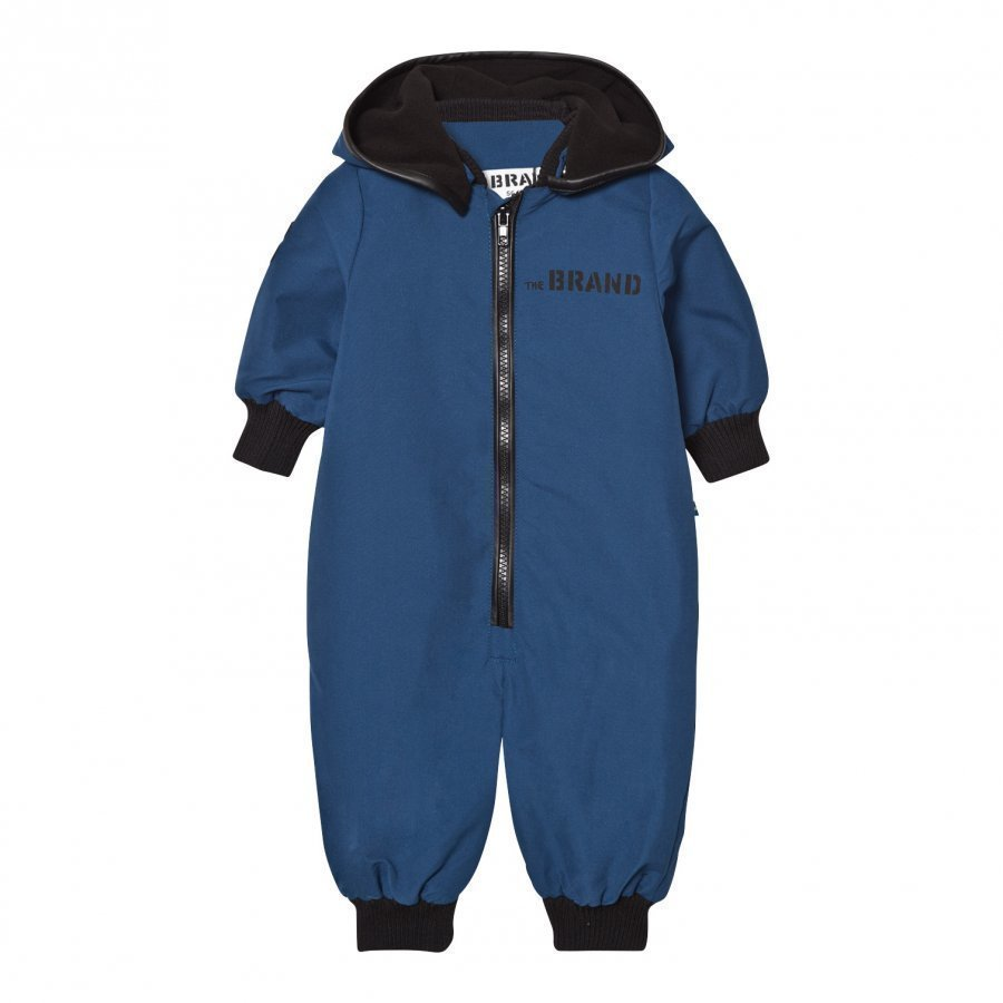 The Brand Multi Overall Blue Sadehaalari