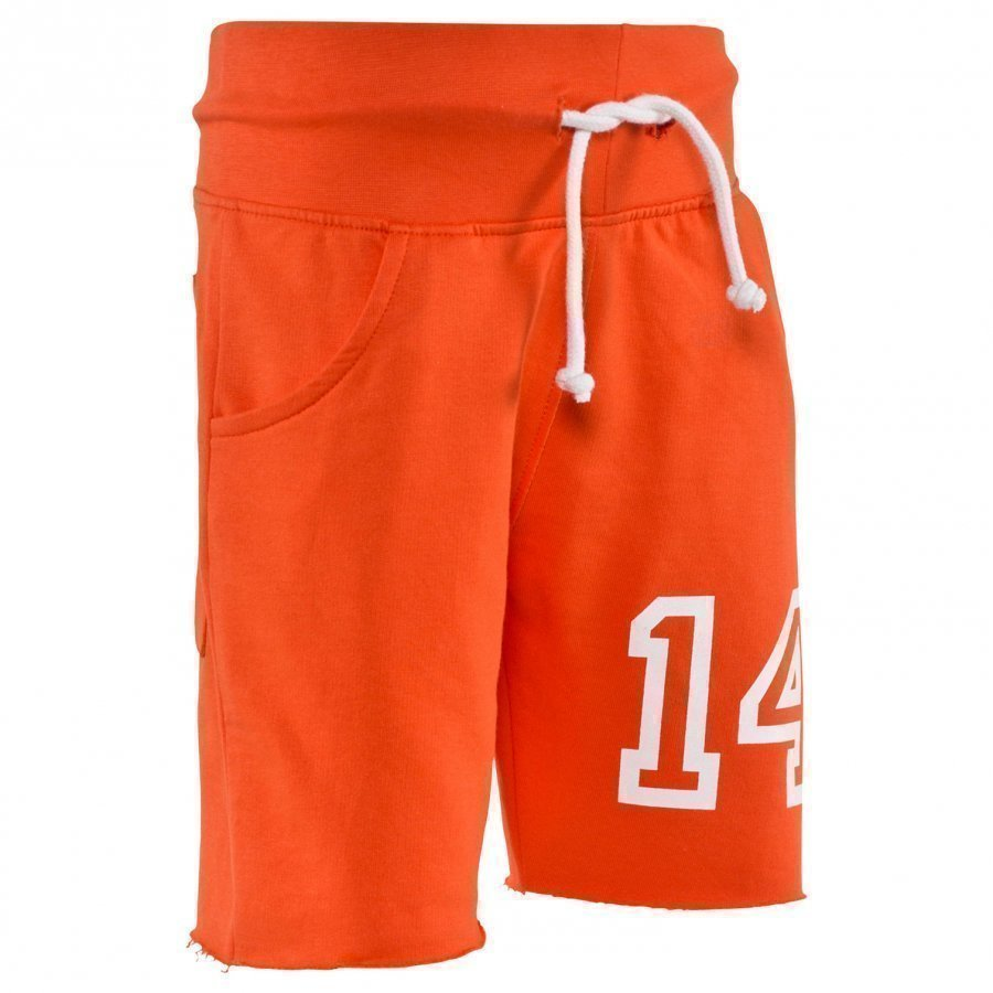 The Brand Raw Jonta Shorts Orange Shortsit