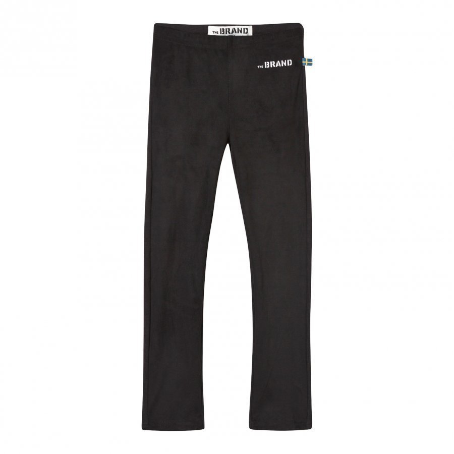 The Brand Rib Skinnys Black Legginsit