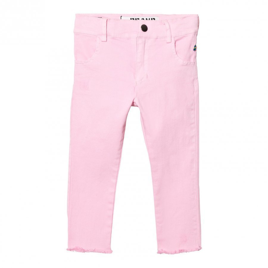 The Brand Skinny Denims Stonewashed Pink Farkut