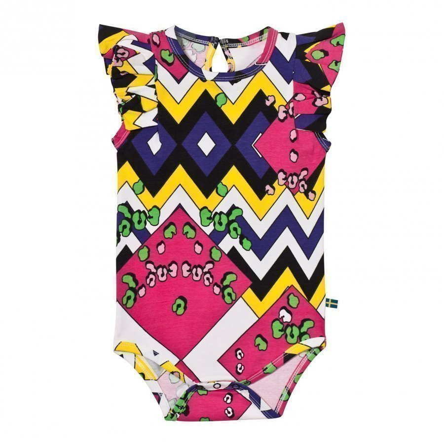 The Brand Summer Flounce Baby Body Multi Color Body