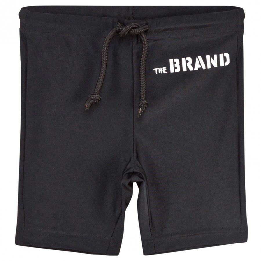 The Brand Swim Bikers Black Uimahousut
