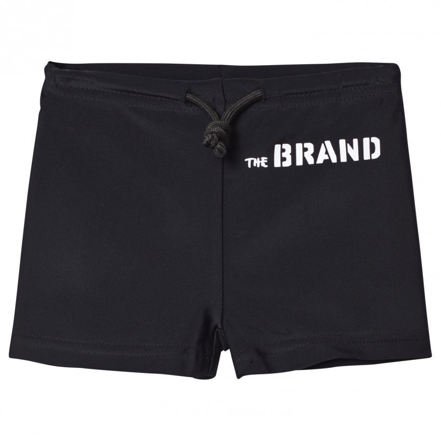 The Brand Swim Shorts Black Uimahousut
