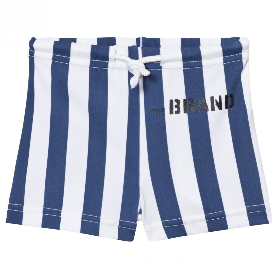 The Brand Swim Shorts Blue Stripe Uimahousut