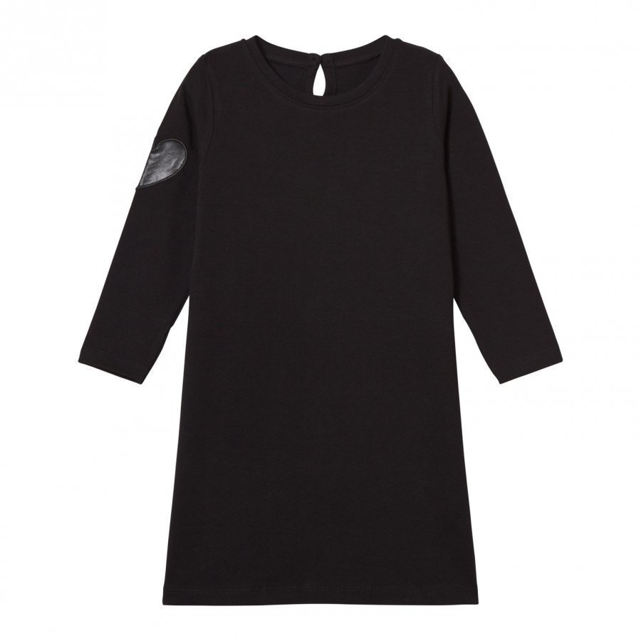 The Brand Tee Dress Black Mekko