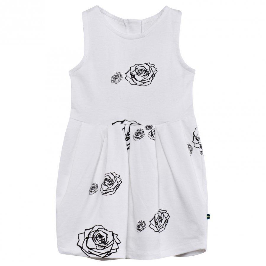 The Brand Tulip Mekko White Roses Juhlamekko