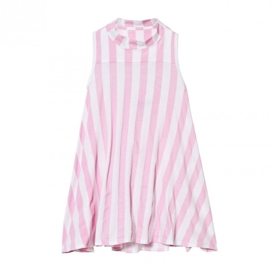The Brand Turtle Dress Pink Stripe Mekko