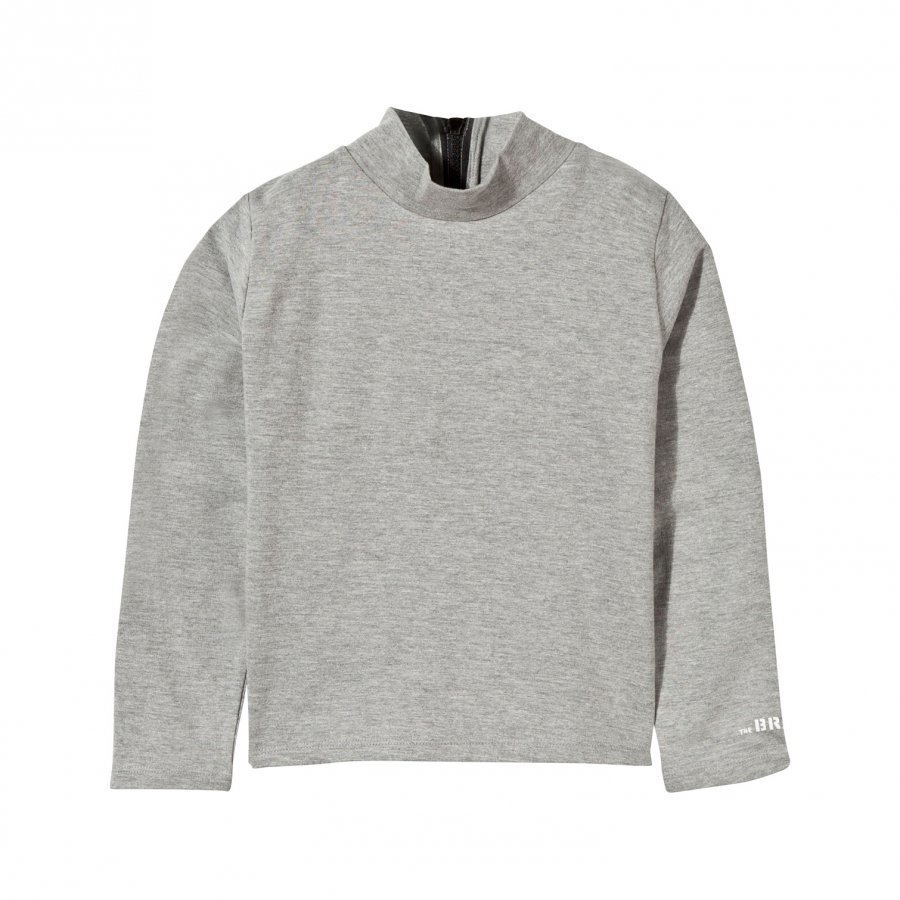 The Brand Turtle Top Grey Melange Oloasun Paita