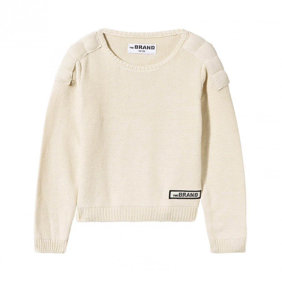 The Brand Uni Mc Knit Off White Paita