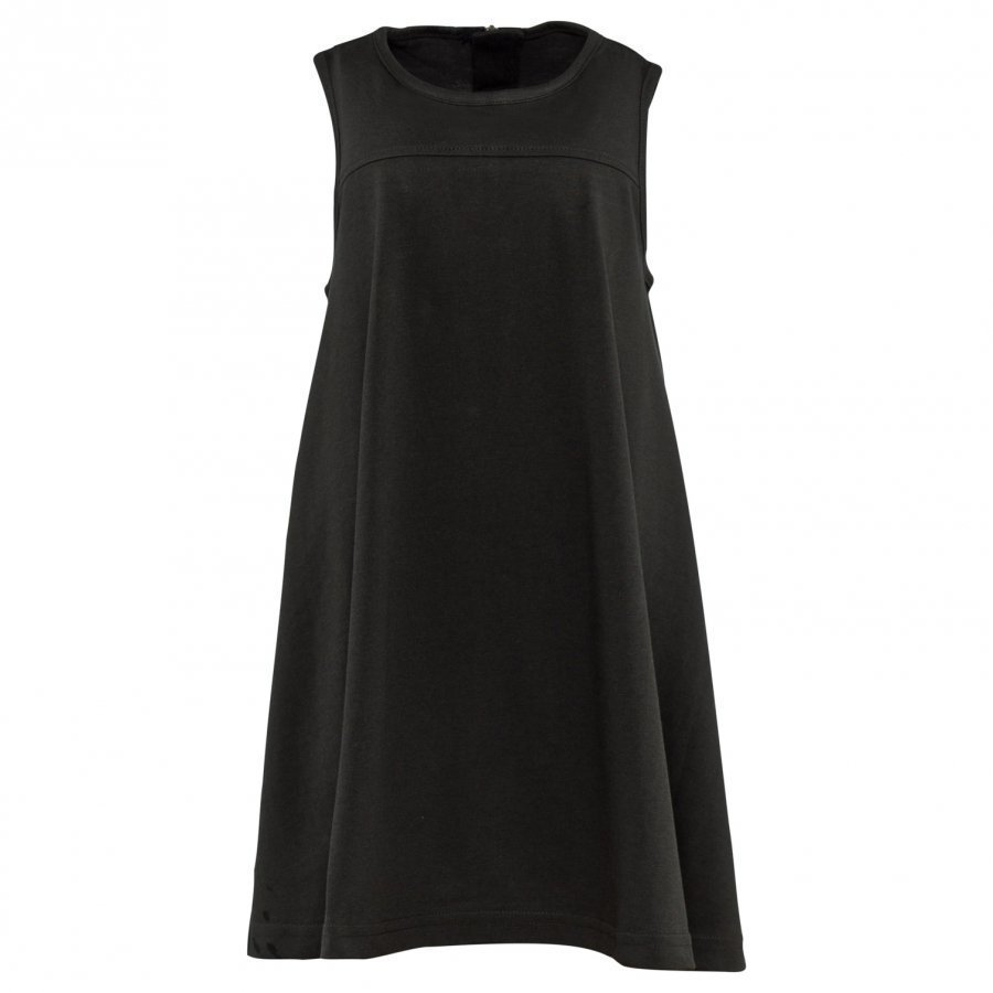 The Brand Wide Dress Black Mekko