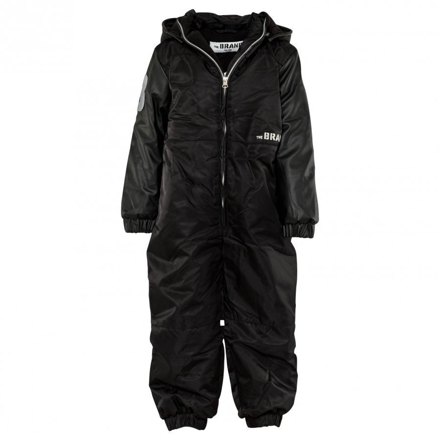 The Brand Winter Overall Black Toppahaalari