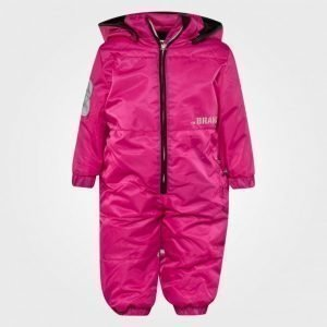 The Brand Winter Overall Pink Sadehaalari