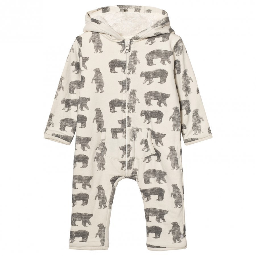 The Little Tailor Cream Bear Baby Boys Day Suit Kokopuku