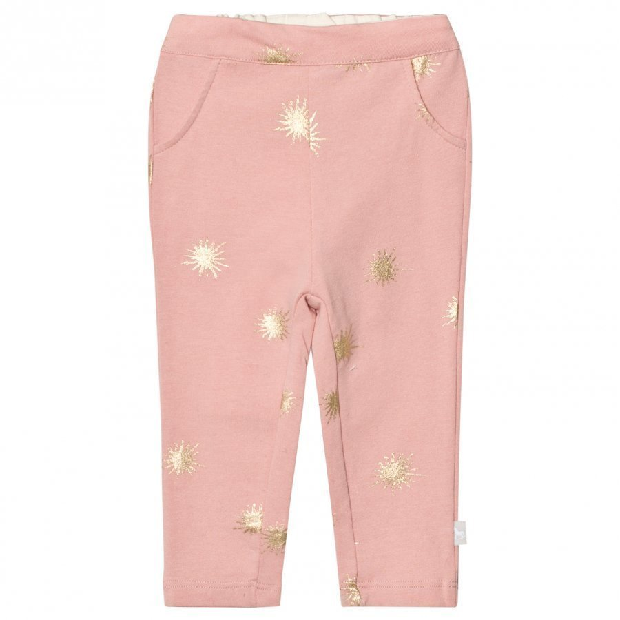 The Little Tailor Pink Baby Girls Leggings Legginsit