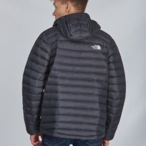 The North Face Aconcagua Down Hoodie Takki Musta
