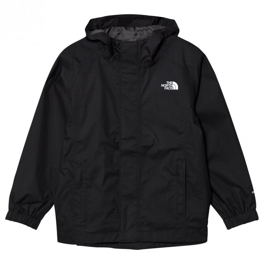 The North Face Black Resolve Reflective Jacket Sadetakki