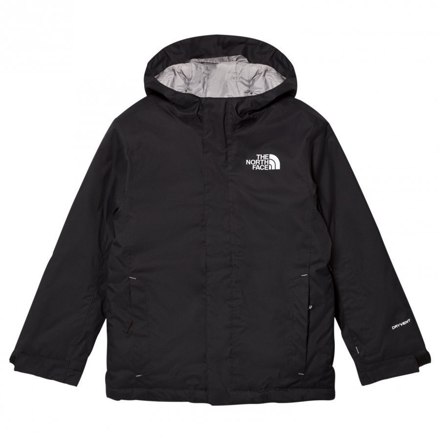 The North Face Black Snow Quest Ski Jacket Toppatakki