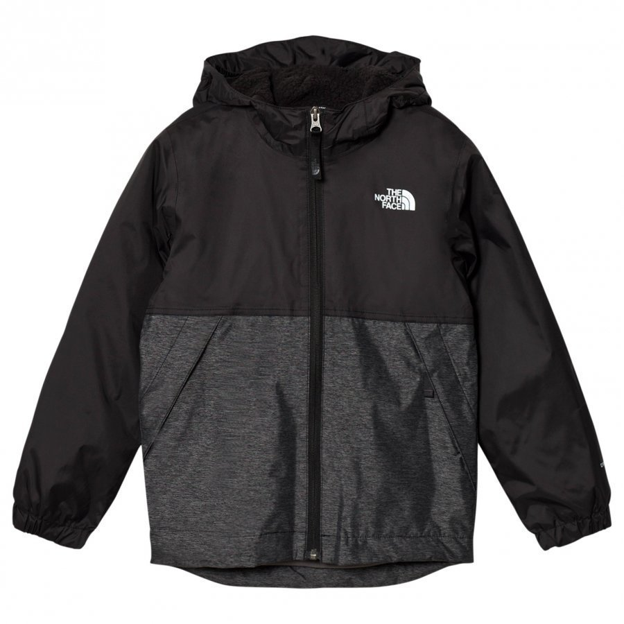 The North Face Black Warm Storm Jacket Sadetakki