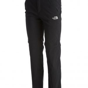 The North Face Convertible Pants Musta