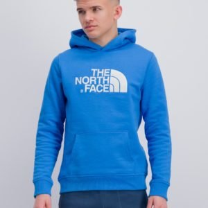 The North Face Drew Peak Hoodie Huppari Sininen