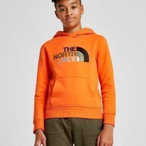 The North Face Drew Peak Hoodie Oranssi