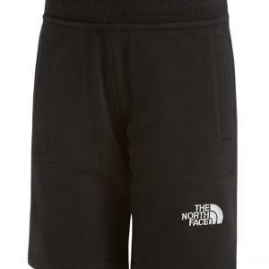 The North Face Drew Peak Shorts Musta