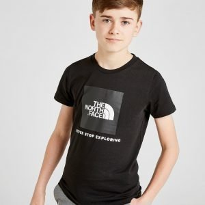The North Face Easy Box T-Shirt Musta