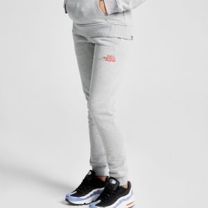 The North Face Girls' Drew Track Pants Harmaa