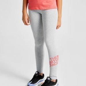 The North Face Girls' Leggings Harmaa