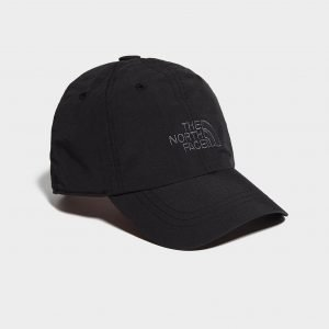 The North Face Horizon Cap Lippis Musta