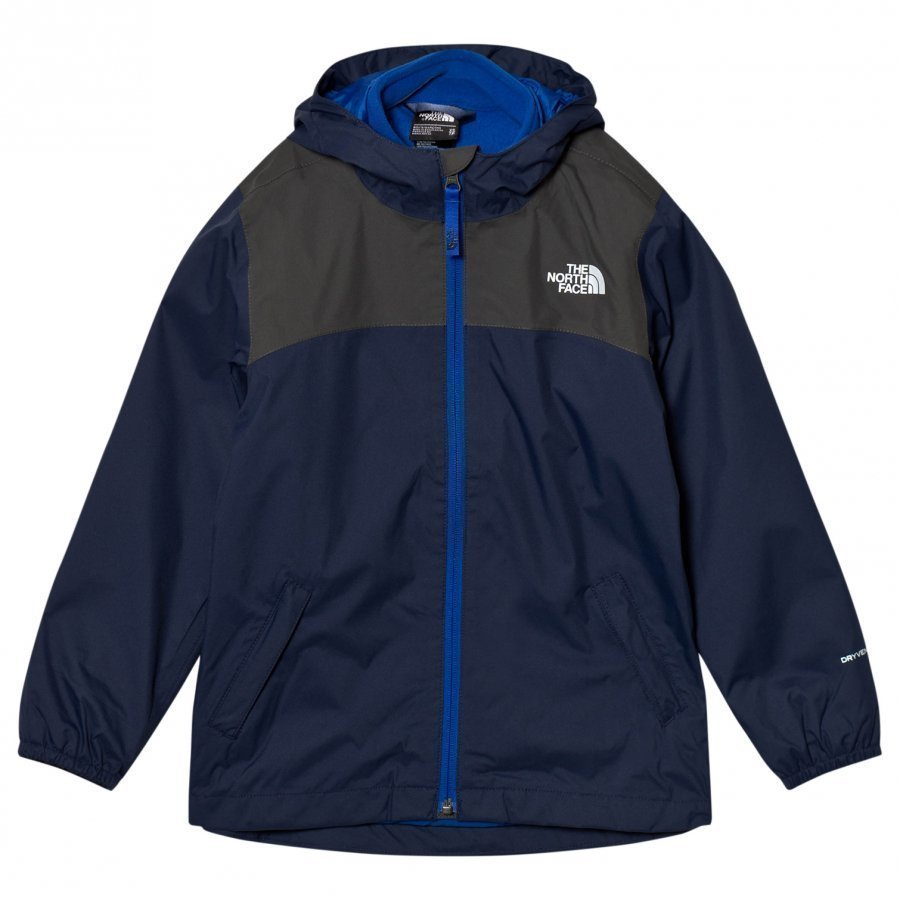 The North Face Navy Elden Rain Triclimate Jacket Sadetakki