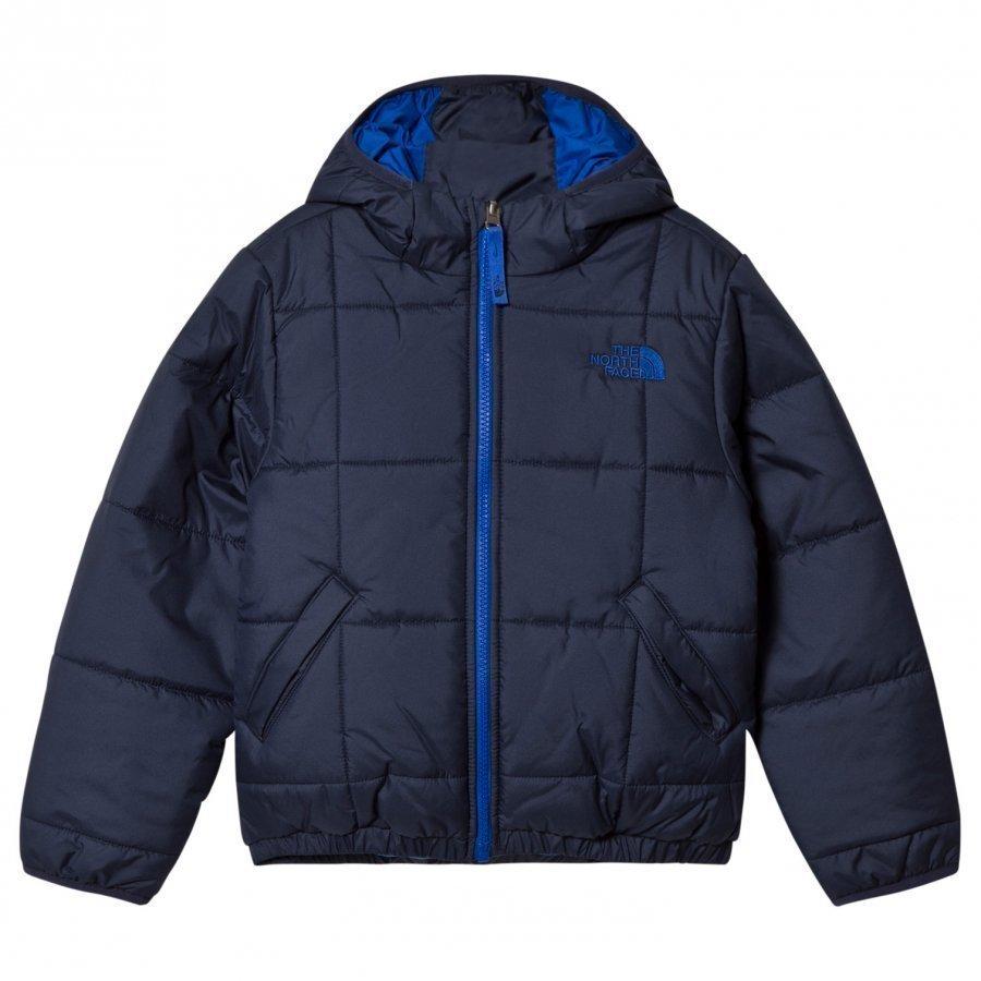 The North Face Navy Reversible Perrito Jacket Sadetakki